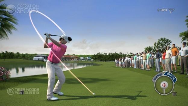 Tiger Woods PGA TOUR 13 Screenshot #7 for Xbox 360
