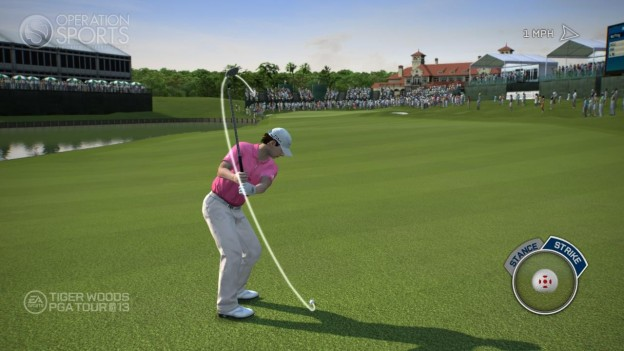 Tiger Woods PGA TOUR 13 Screenshot #9 for Xbox 360