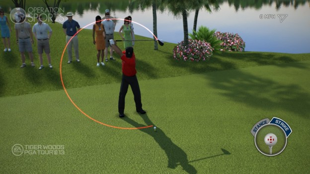 Tiger Woods PGA TOUR 13 Screenshot #10 for Xbox 360