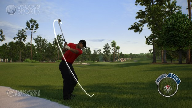 Tiger Woods PGA TOUR 13 Screenshot #11 for Xbox 360