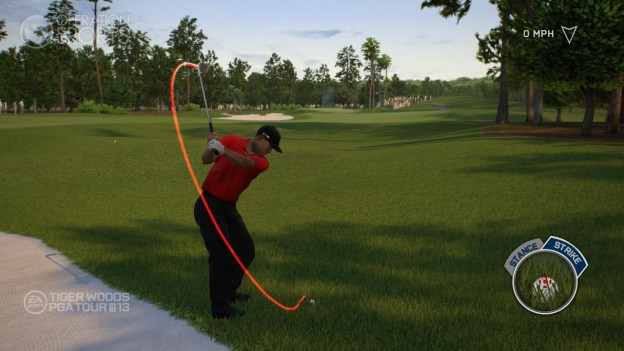 Tiger Woods PGA TOUR 13 Screenshot #12 for Xbox 360