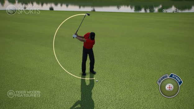 Tiger Woods PGA TOUR 13 Screenshot #13 for Xbox 360
