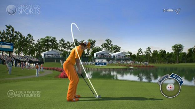 Tiger Woods PGA TOUR 13 Screenshot #3 for PS3