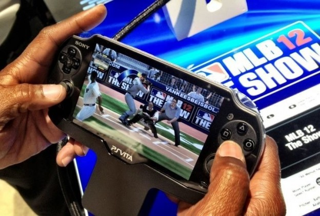 MLB 12 The Show Screenshot #1 for PS Vita