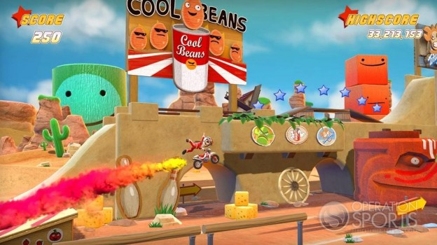 Joe Danger: Special Edition Screenshot #1 for Xbox 360