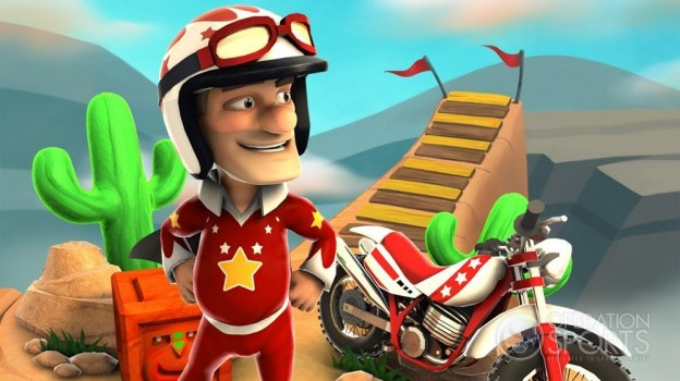 Joe Danger: Special Edition Screenshot #2 for Xbox 360