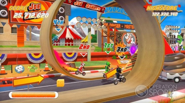 Joe Danger: Special Edition Screenshot #3 for Xbox 360