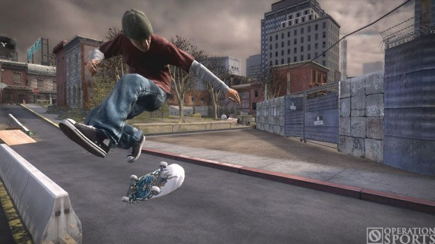 Tony Hawk's Proving Ground Screenshot #1 for Xbox 360