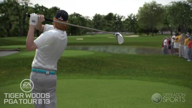 Tiger Woods PGA TOUR 13 Screenshot #22 for PS3