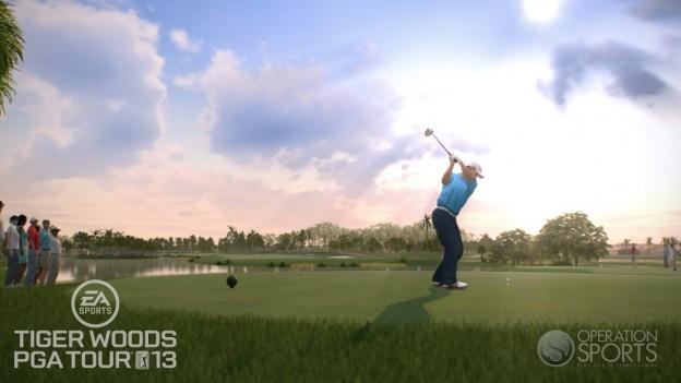 Tiger Woods PGA TOUR 13 Screenshot #23 for PS3