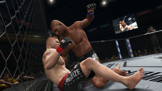 UFC Undisputed 3 Screenshot #58 for Xbox 360