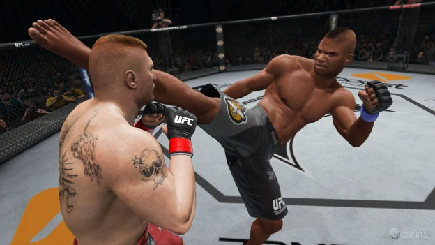 UFC Undisputed 3 Screenshot #59 for Xbox 360