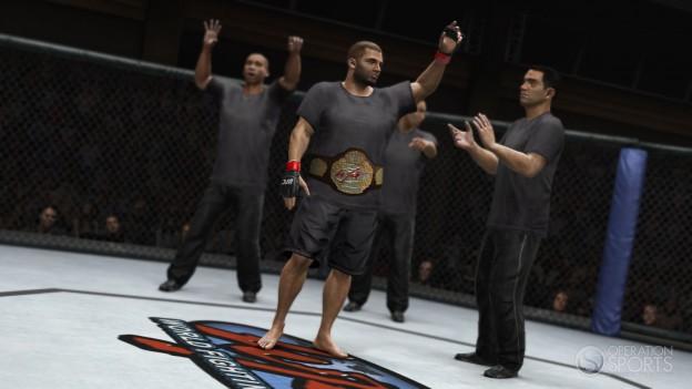 UFC Undisputed 3 Screenshot #60 for Xbox 360