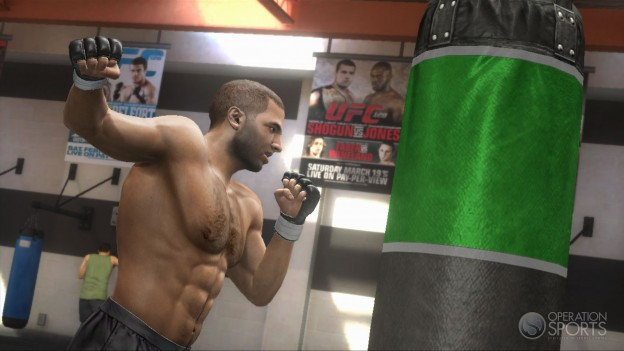 UFC Undisputed 3 Screenshot #63 for Xbox 360