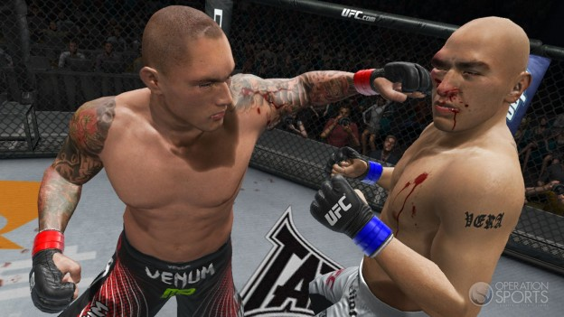 UFC Undisputed 3 Screenshot #66 for Xbox 360