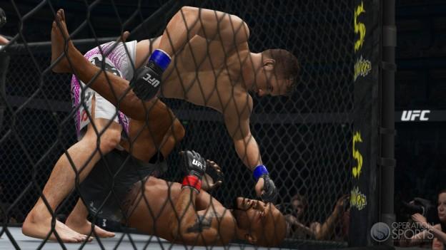 UFC Undisputed 3 Screenshot #67 for Xbox 360