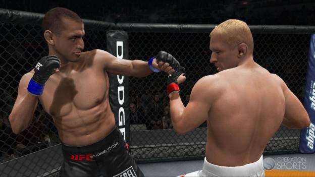 UFC Undisputed 3 Screenshot #72 for Xbox 360