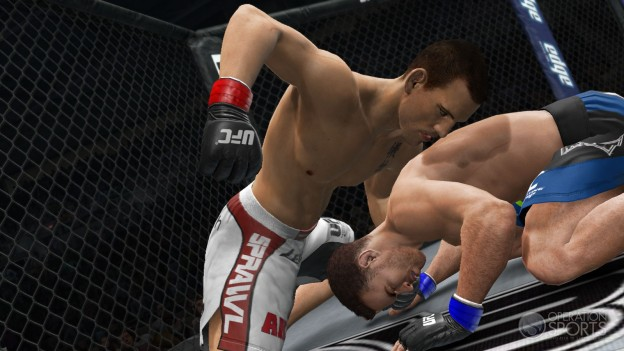 UFC Undisputed 3 Screenshot #73 for Xbox 360