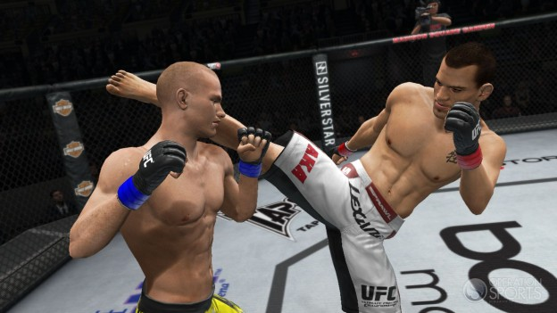 UFC Undisputed 3 Screenshot #75 for Xbox 360
