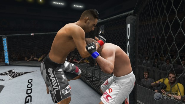 UFC Undisputed 3 Screenshot #77 for Xbox 360