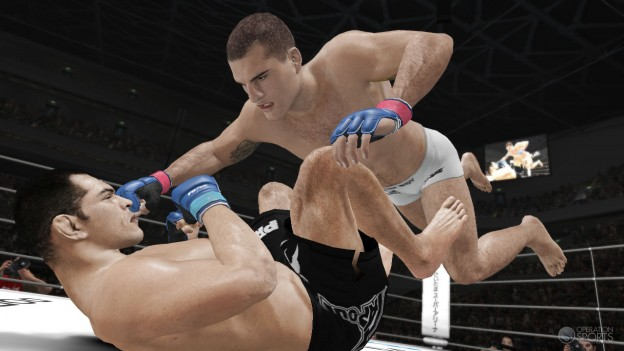 UFC Undisputed 3 Screenshot #80 for Xbox 360