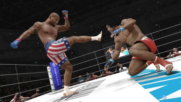 UFC Undisputed 3 Screenshot #82 for Xbox 360