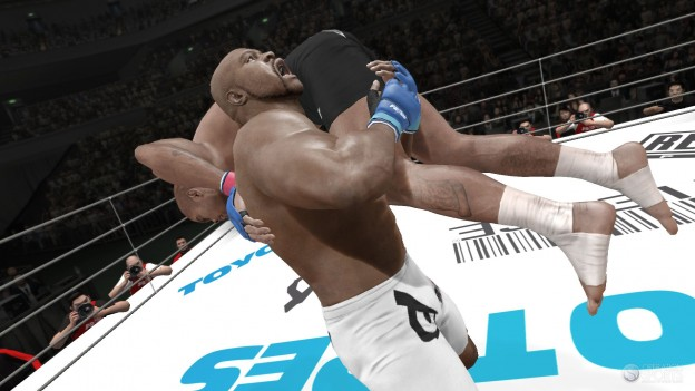 UFC Undisputed 3 Screenshot #83 for Xbox 360
