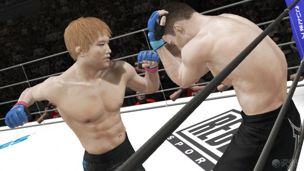 UFC Undisputed 3 Screenshot #85 for Xbox 360