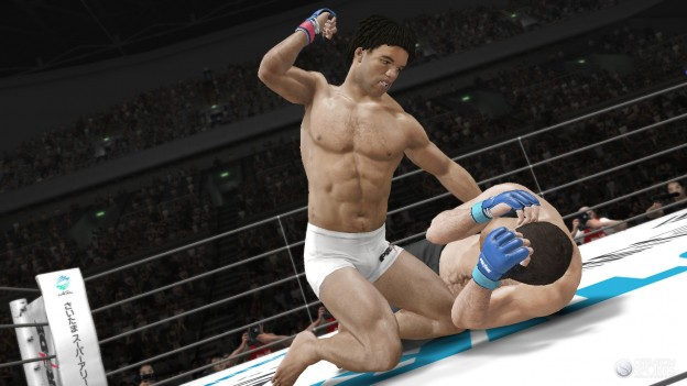 UFC Undisputed 3 Screenshot #86 for Xbox 360