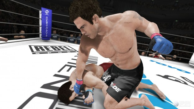 UFC Undisputed 3 Screenshot #88 for Xbox 360