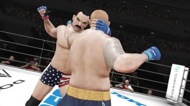 UFC Undisputed 3 Screenshot #89 for Xbox 360