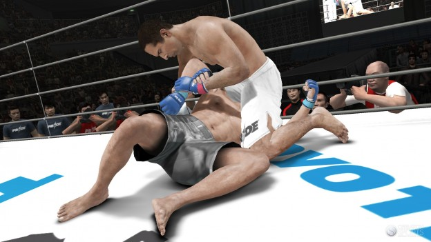 UFC Undisputed 3 Screenshot #90 for Xbox 360