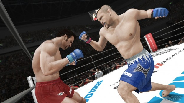 UFC Undisputed 3 Screenshot #91 for Xbox 360