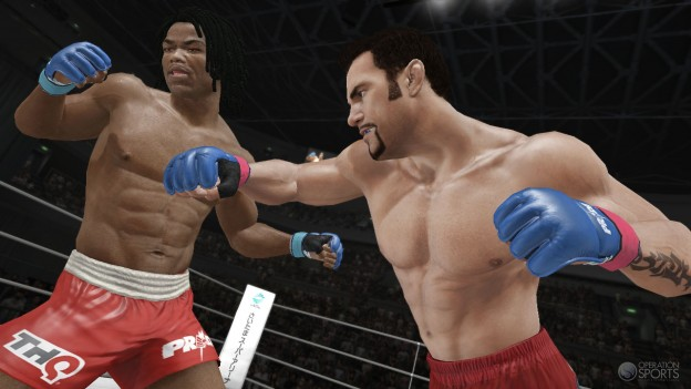 UFC Undisputed 3 Screenshot #95 for Xbox 360
