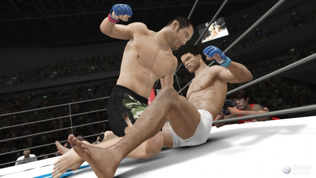 UFC Undisputed 3 Screenshot #96 for Xbox 360