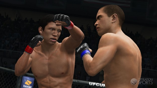UFC Undisputed 3 Screenshot #100 for Xbox 360