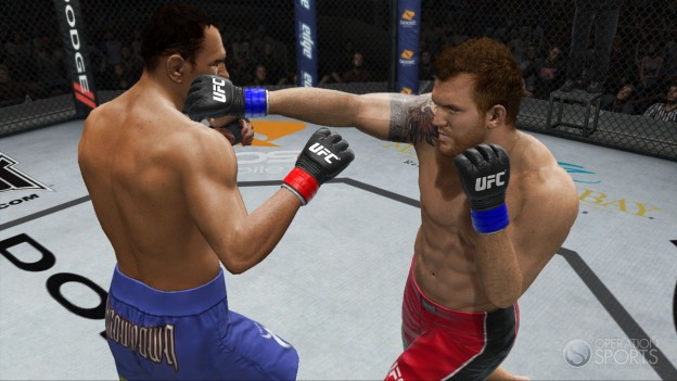 UFC Undisputed 3 Screenshot #101 for Xbox 360