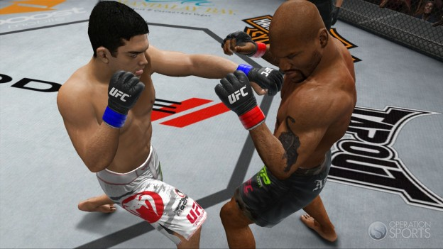 UFC Undisputed 3 Screenshot #103 for Xbox 360