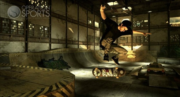 Tony Hawk's Pro Skater HD Screenshot #3 for Xbox 360