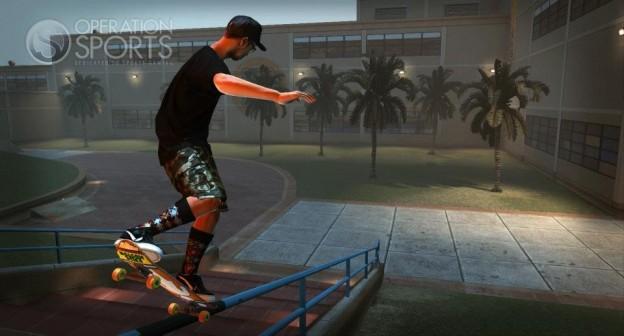 Tony Hawk's Pro Skater HD Screenshot #4 for Xbox 360