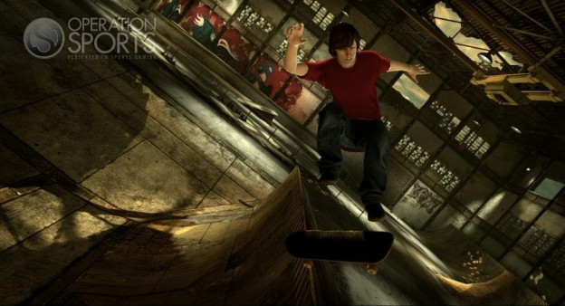 Tony Hawk's Pro Skater HD Screenshot #7 for Xbox 360