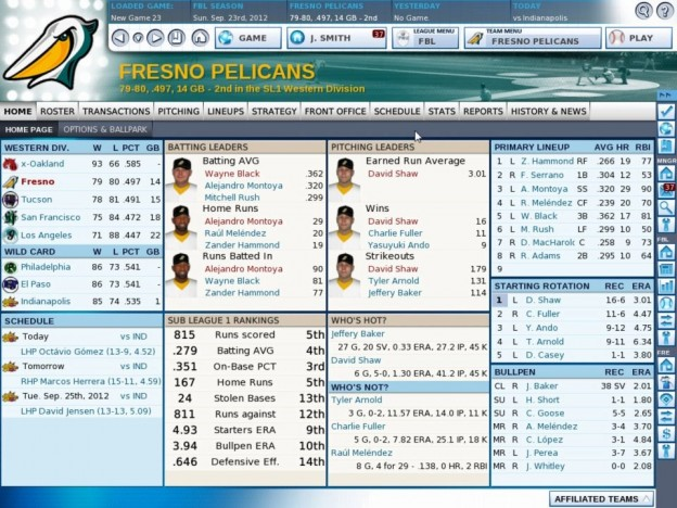 OOTP 13 Screenshot #5 for PC