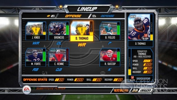 NFL Blitz Screenshot #31 for Xbox 360
