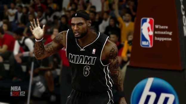 NBA 2K12 Screenshot #333 for Xbox 360