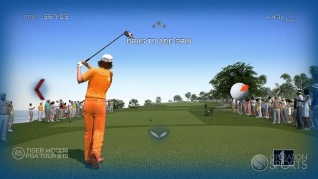 Tiger Woods PGA TOUR 13 Screenshot #20 for Xbox 360