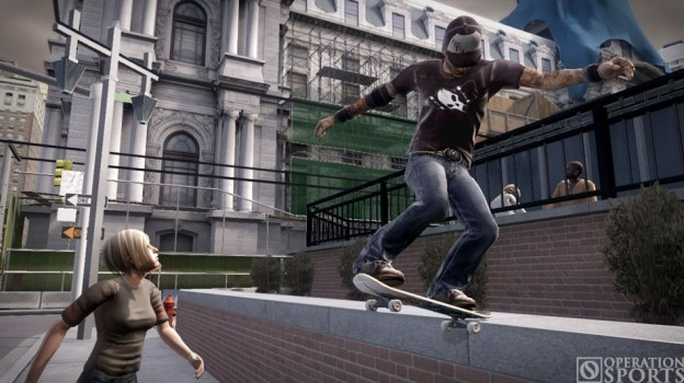 Tony Hawk's Proving Ground Screenshot #2 for Xbox 360