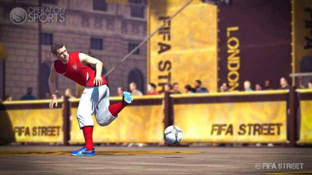 EA Sports FIFA Street Screenshot #44 for Xbox 360