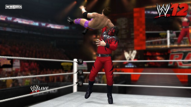 WWE '12 Screenshot #30 for Xbox 360
