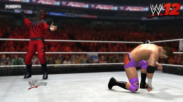 WWE '12 Screenshot #31 for Xbox 360