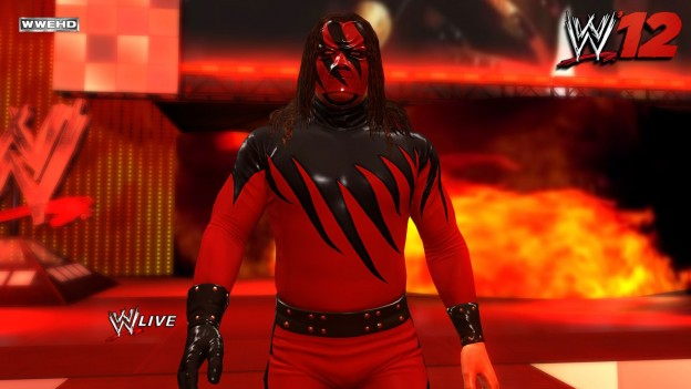WWE '12 Screenshot #32 for Xbox 360